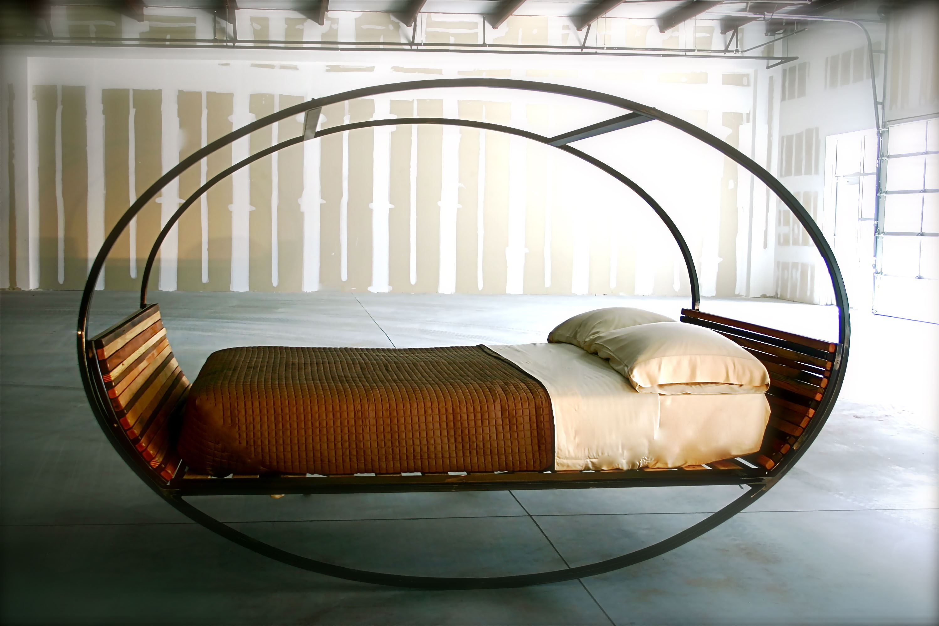 Mood Rocking Bed By Joe Manus Decoholic Interiors Inside Ideas Interiors design about Everything [magnanprojects.com]