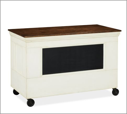 Shelton Country Kitchen Island 2