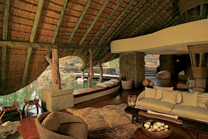 Singita Boulders Lodge in South Africa - Decoholic