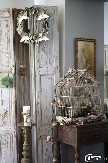 Dream shabby chic house in france decoholic Shabby chic style interieur