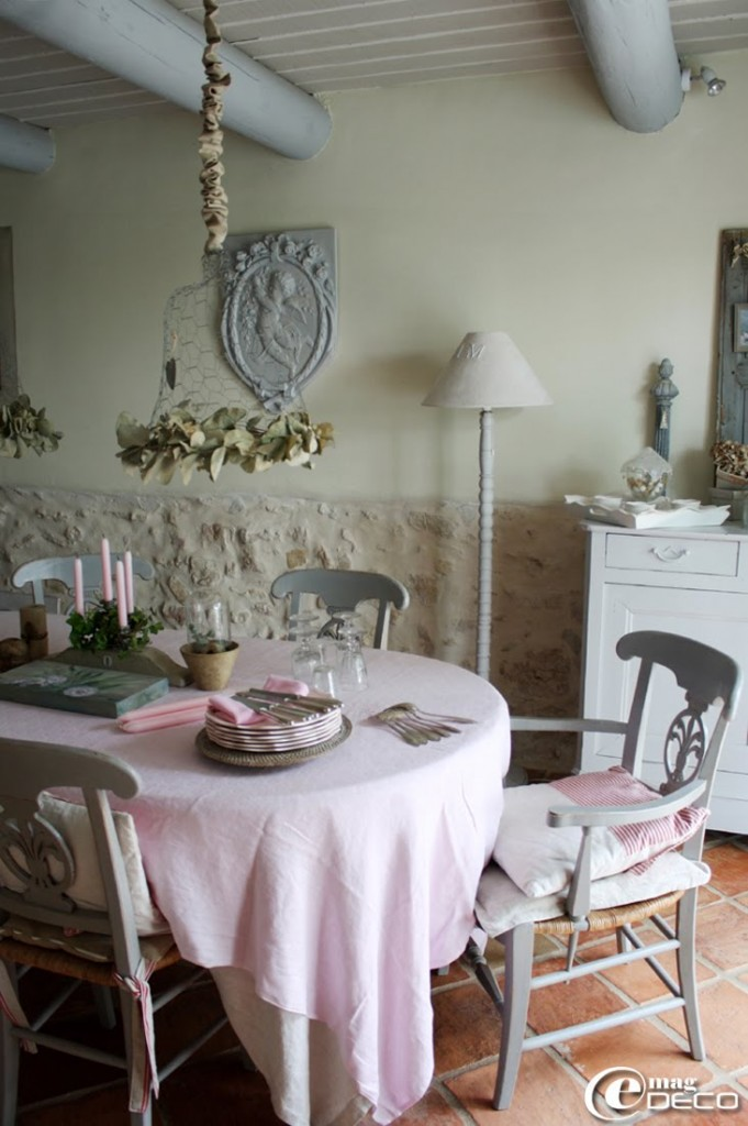 Dream shabby chic house in france decoholic for Deco campagne anglaise 2