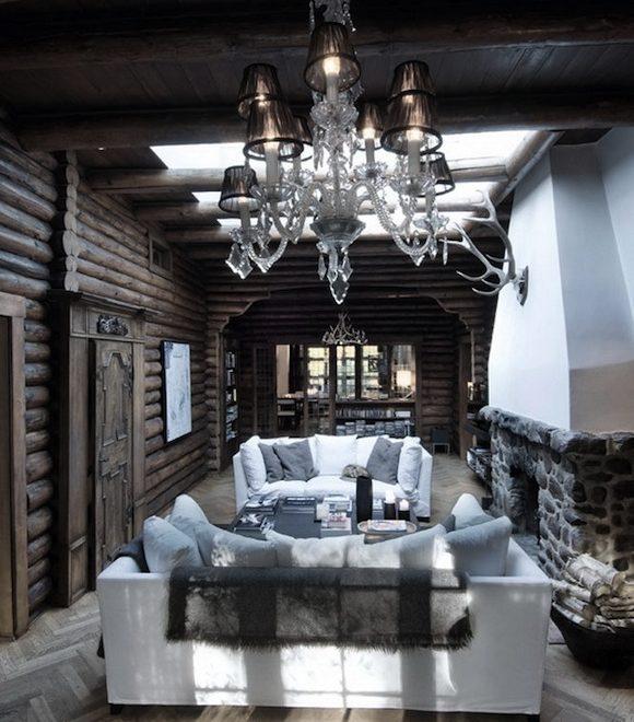 Cottage Chic House interior design