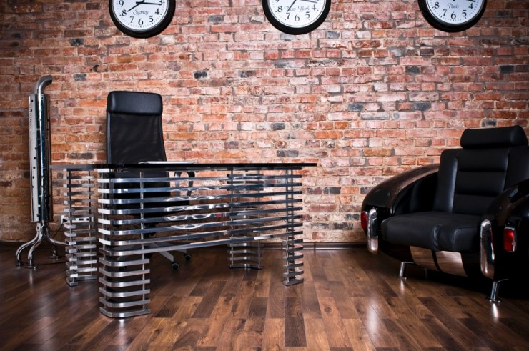 desk office by Real Car Parts 11  Unique Furniture made by Real Car Parts desk 11 Made by Real Car Parts