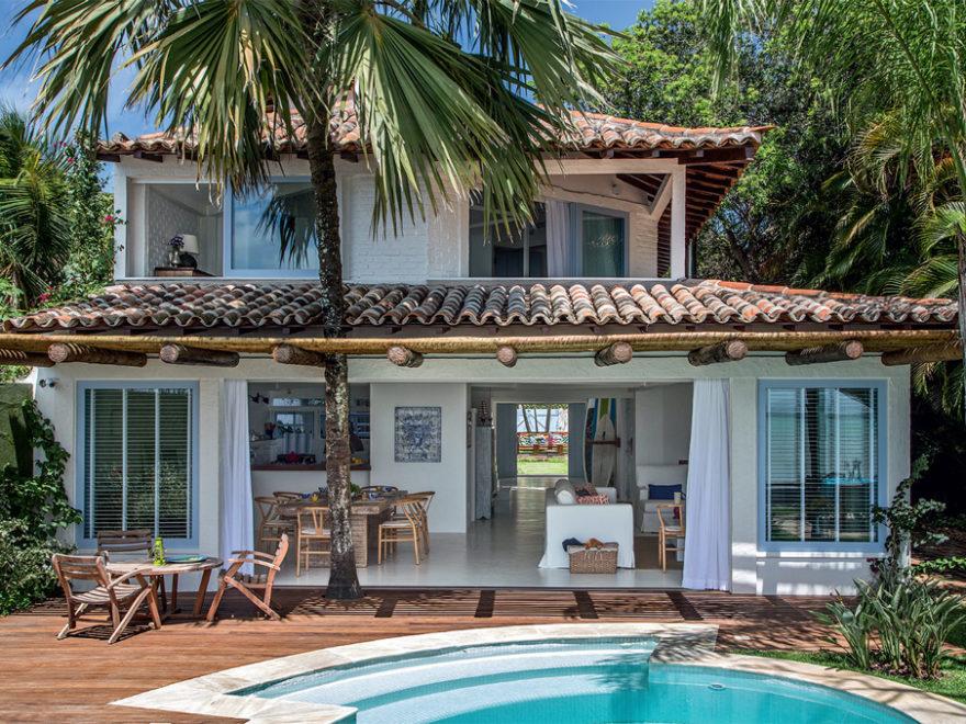 Dream Beach House In Brazil