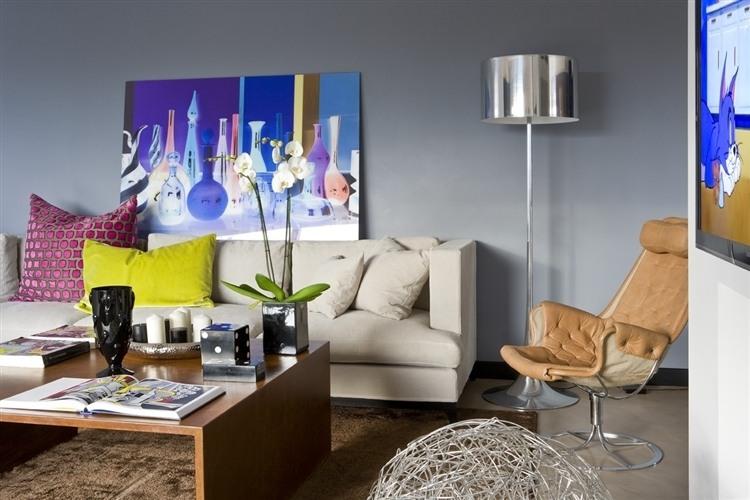 Family loft in italy by claudia pelizzari decoholic - Interior design brescia ...