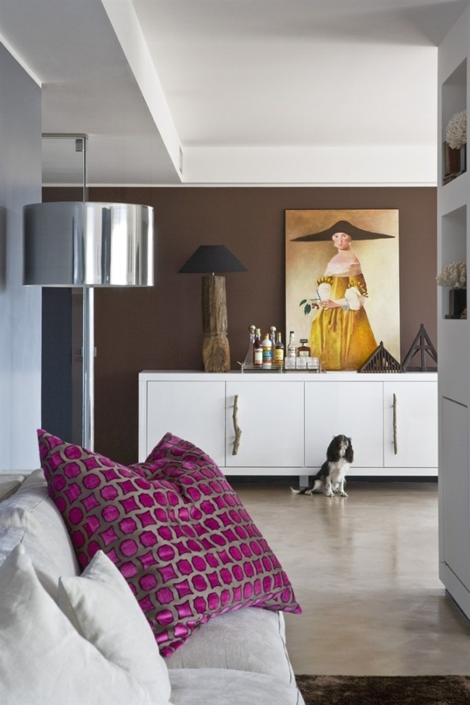 family loft 4 interiors by Claudia Pelizzari