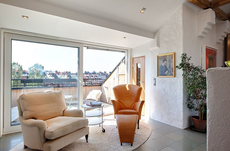 Fresh Penthouse in Stockholm3