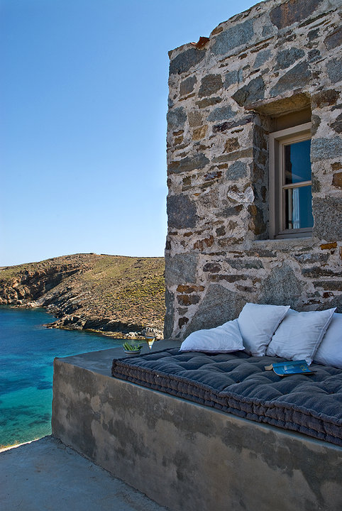 modern traditional house 18 in greek island by Zafiriou