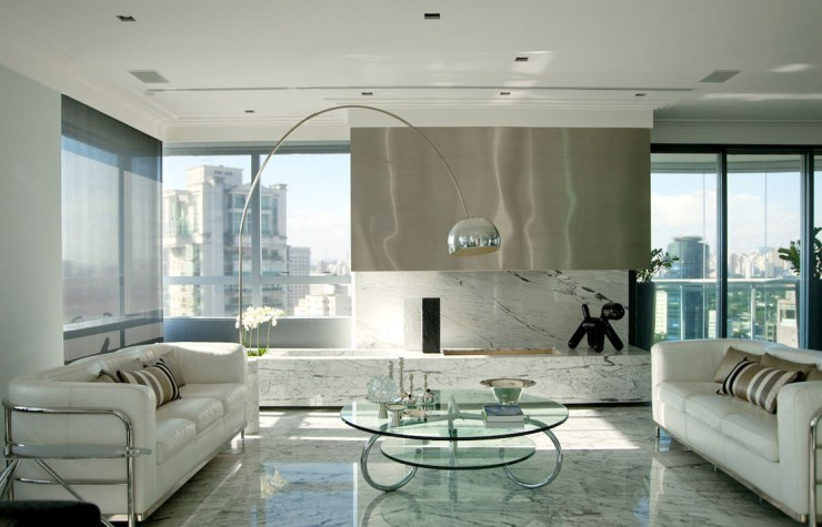 house 2 interior design by Brunete Fraccaroli