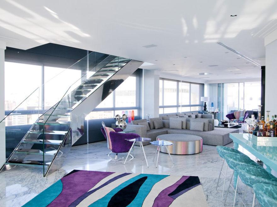 house 4 interior design by Brunete Fraccaroli