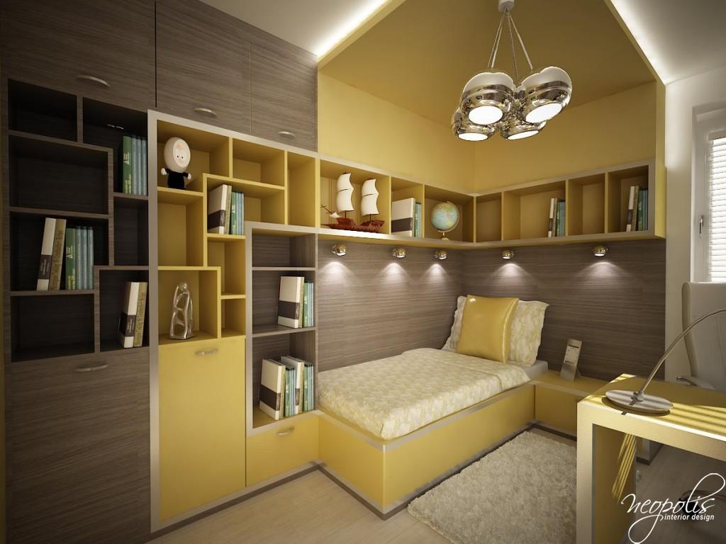 31 Well-Designed Kids' Room Ideas - Decoholic