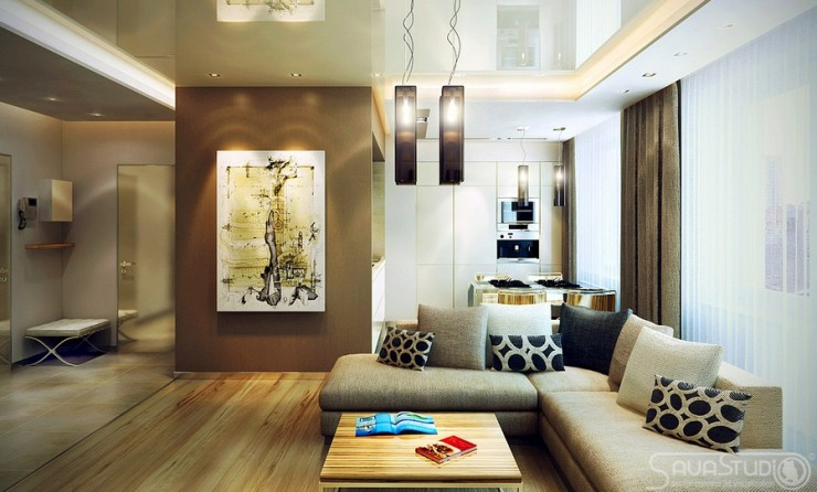 modern living room 4 designs by sava studio