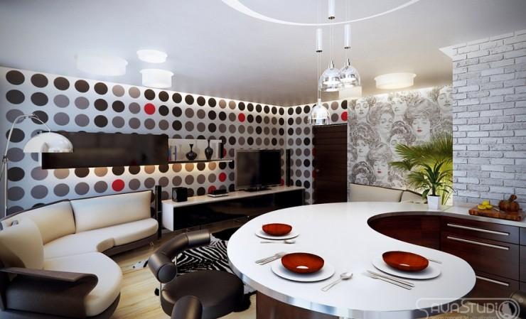 modern living room 5 designs by sava studio
