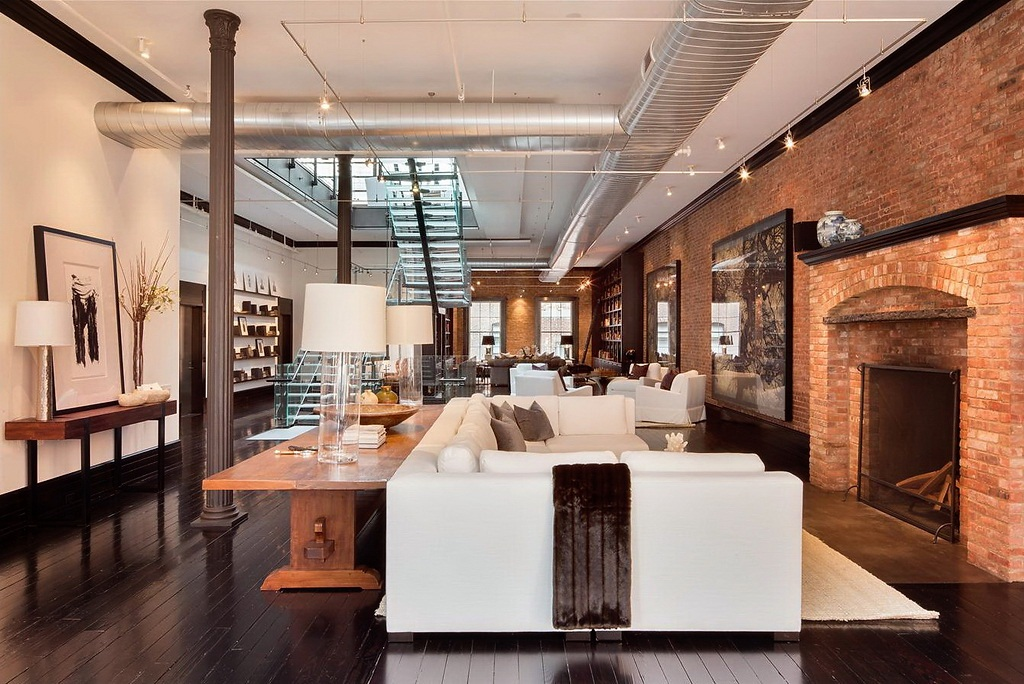 Elegant And Classic Loft In The Heart Of Tribeca Decoholic