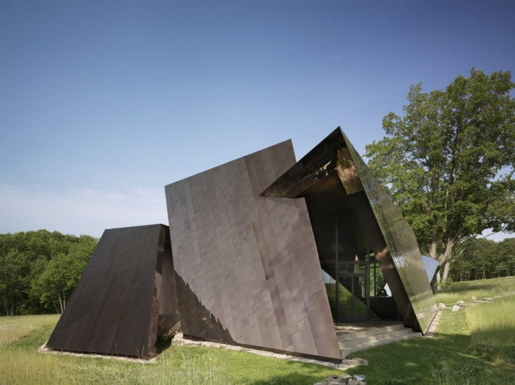 Origami House by Daniel-Libeskind 10