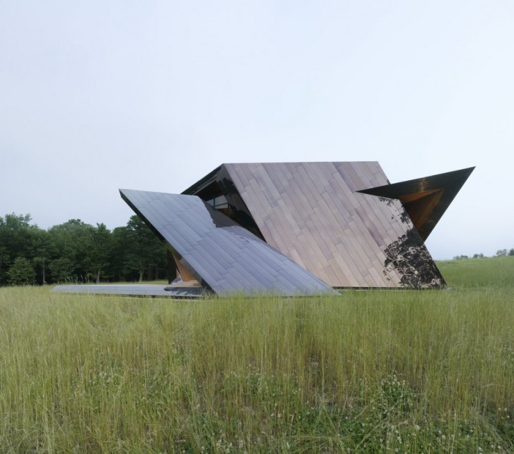 Origami House by Daniel-Libeskind 12