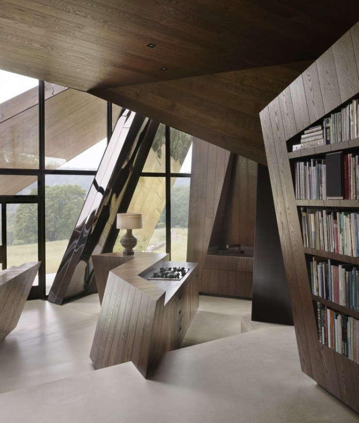 Origami House by Daniel-Libeskind 2