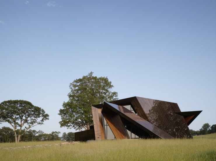 Origami House by Daniel-Libeskind 7