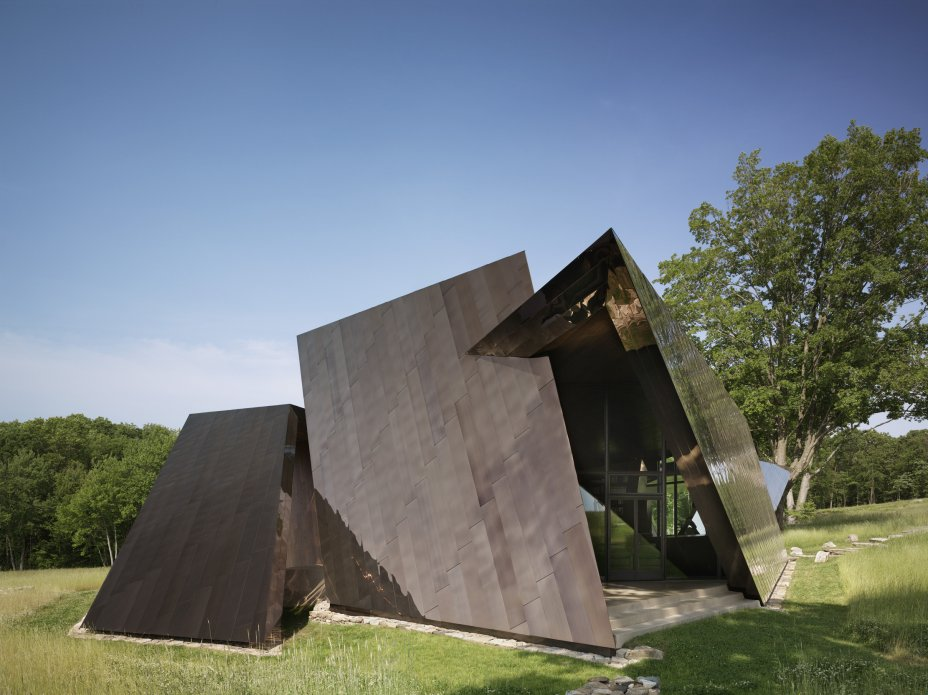 Origami house by daniel libeskind decoholic for Architecture originale