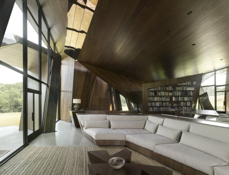 Origami House by Daniel-Libeskind