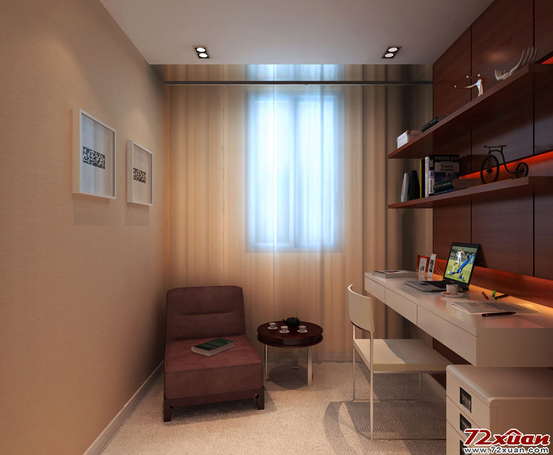 small but it is very well planned a small apartment with big solutions