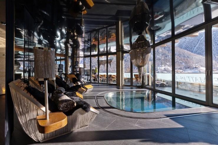 Stunning Boutique Chalet Zermatt Peak10