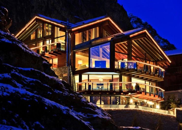 Stunning Boutique Chalet Zermatt Peak12