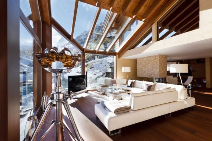 Stunning Boutique Chalet Zermatt Peak2