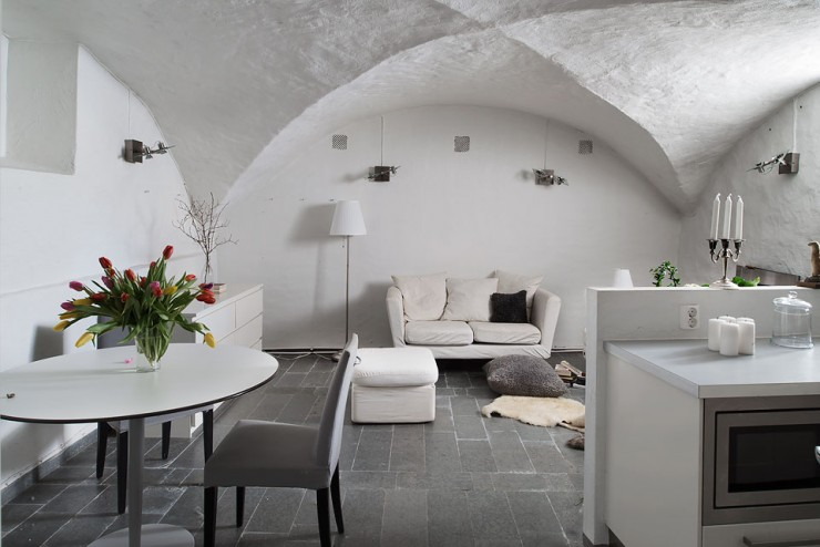 18th century old and new apartment 2