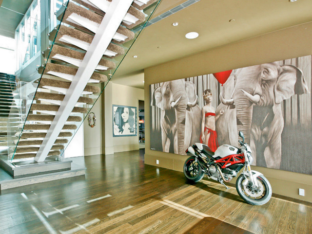 Alicia Keys' Soho Penthouse 3