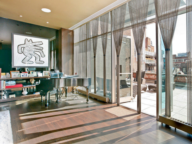Alicia Keys' Soho Penthouse 4