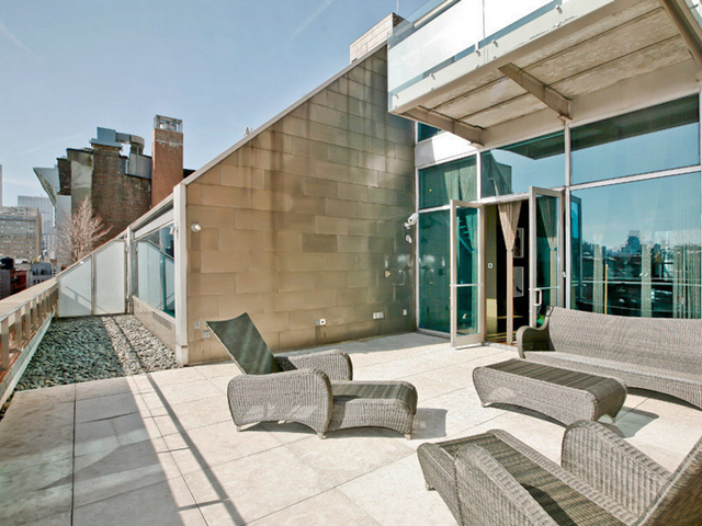 Alicia Keys' Soho Penthouse 8