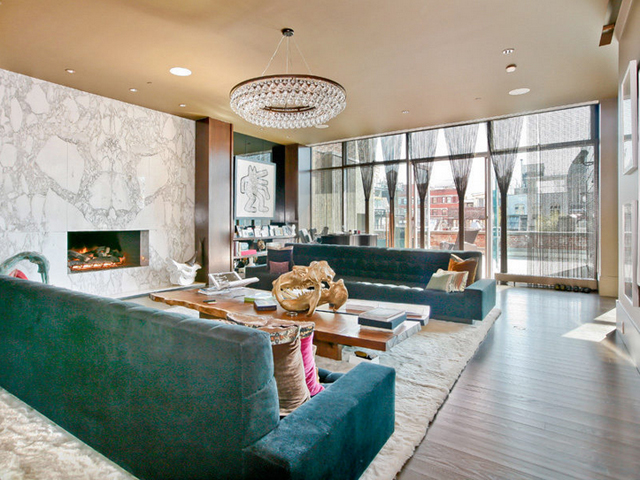 Alicia Keys' Soho Penthouse