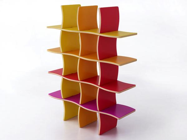 Amplitude Bookshelf Modular System