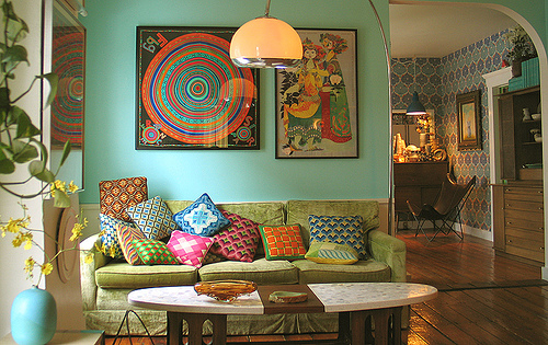 18 Boho Chic Living Room Decorating Ideas