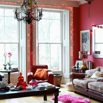 18 boho chic living room decorating ideas decoholic for Bohemian chic living room makeover