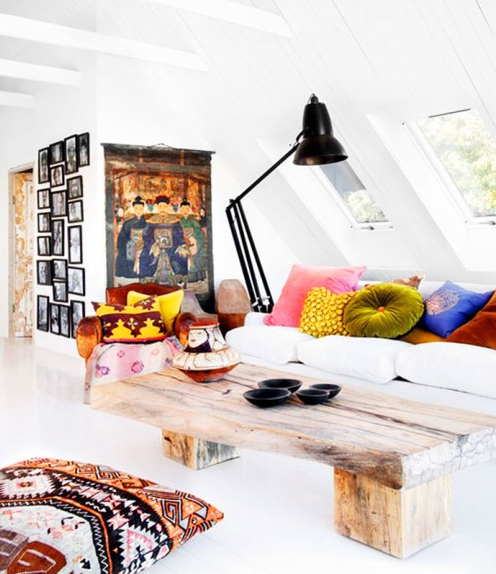 boho chic living room 9 ideas