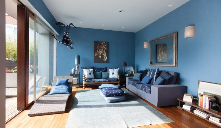 Colorful Penthouse With Creative Design 3