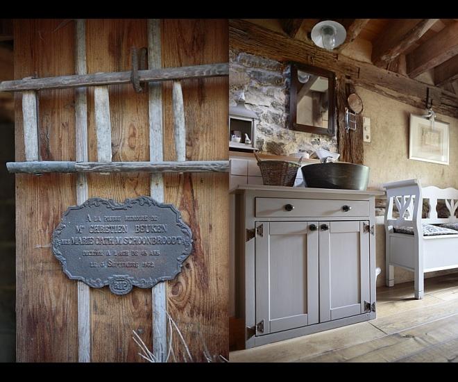 Hoeve de witte Gans old farmahouse in Belgium13