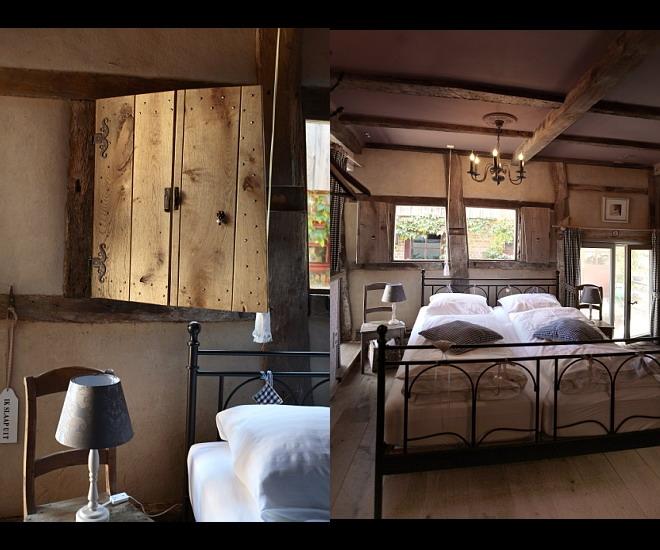 Hoeve de witte Gans old farmahouse in Belgium8
