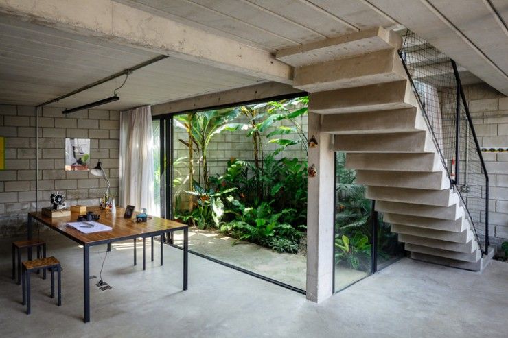 Industrial House in Brazil by Terra e Tuma4