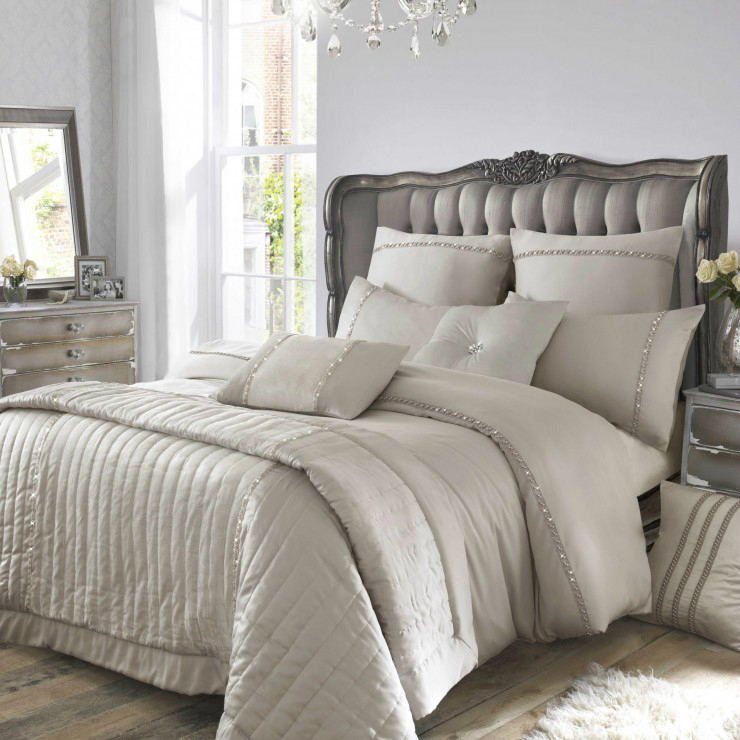 Bedroom linen collections home design inside - Look contemporary luxury bedding ...