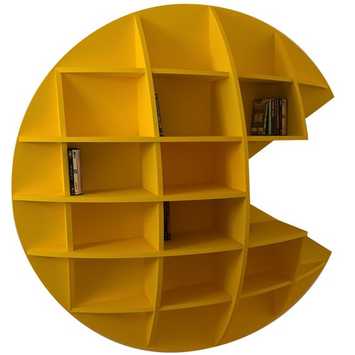 36 Creative Bookshelves With Unexpected Design Decoholic
