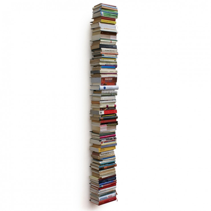 book tower bookshelf