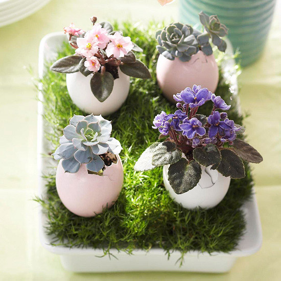 easter decorations 4 ideas