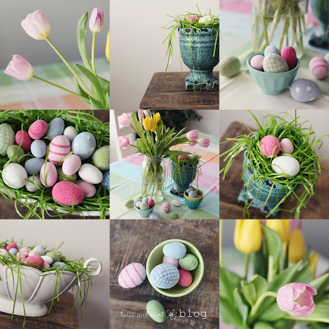 Spring Home Decor Design Ideas: Get Into The Spring Season With Easter Decorations