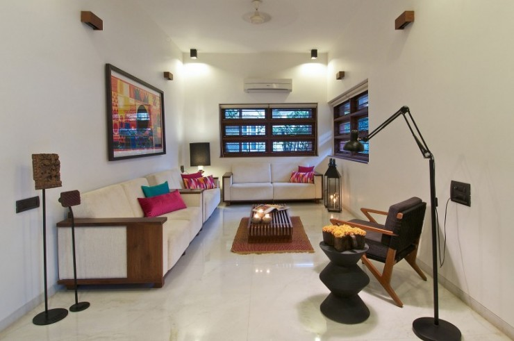 green house 6 interiors by Hiren Patel Architects