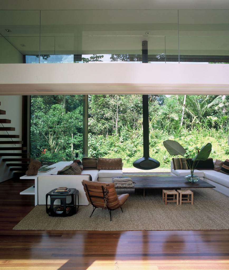 House In Amazonian Forest bt arthur casa