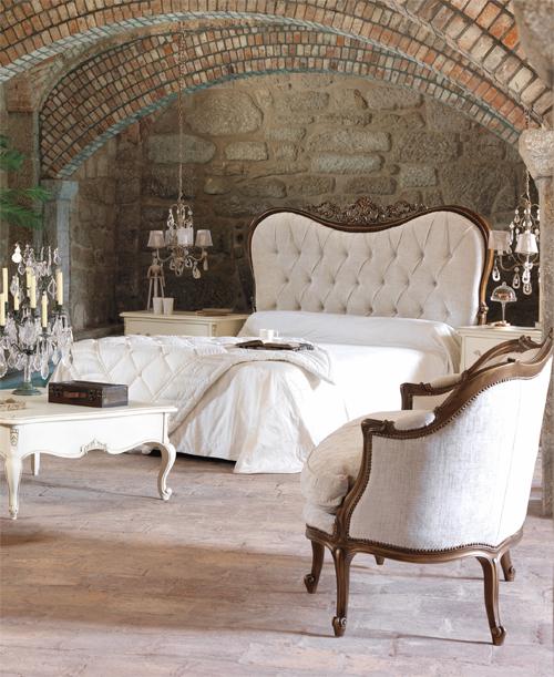 Modern Glamour Luxus Bed