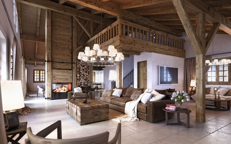 luxury chalet Bergwelt Grindelwald